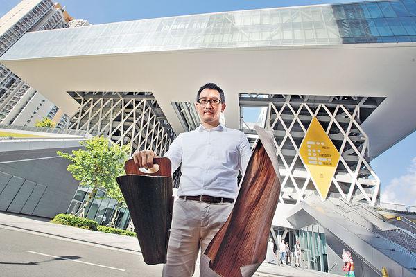 檳榔葉製環保容器 港人揚威設計界奧斯卡