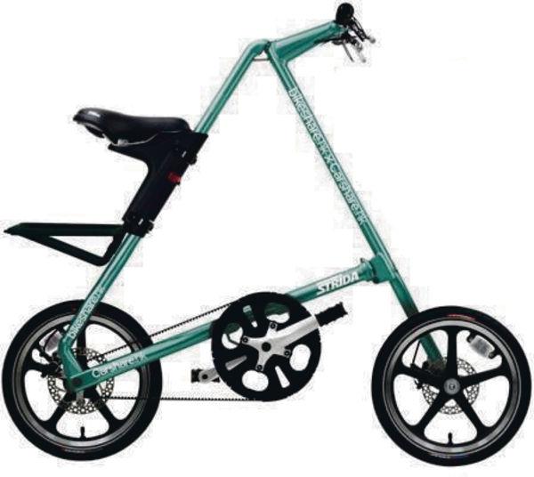 租私家車出遊 免費借STRiDA單車