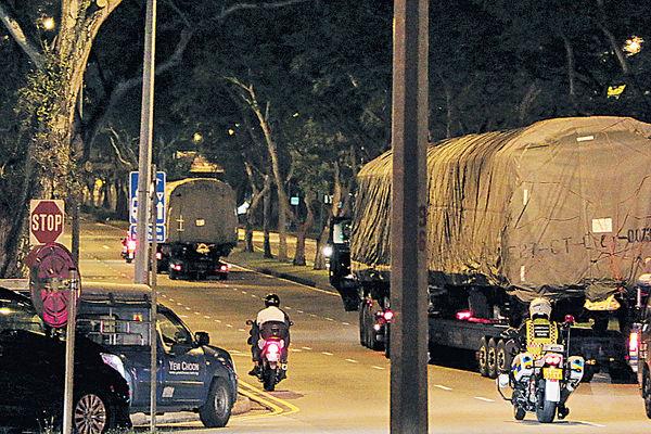 傳中國製地鐵現裂紋 新加坡「退貨」
