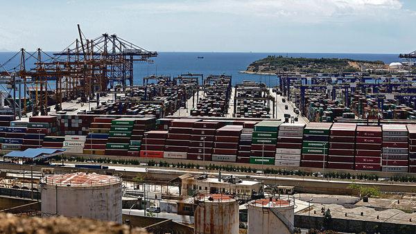 中遠集團入主希臘最大港口