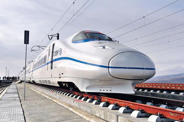 城軌投資續增長 鐵路股動力足