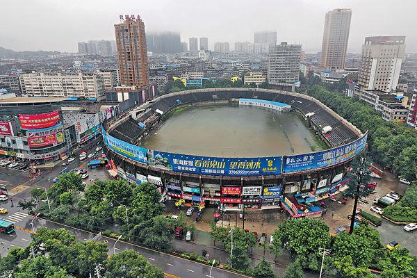 新洪峰威脅長江中下游