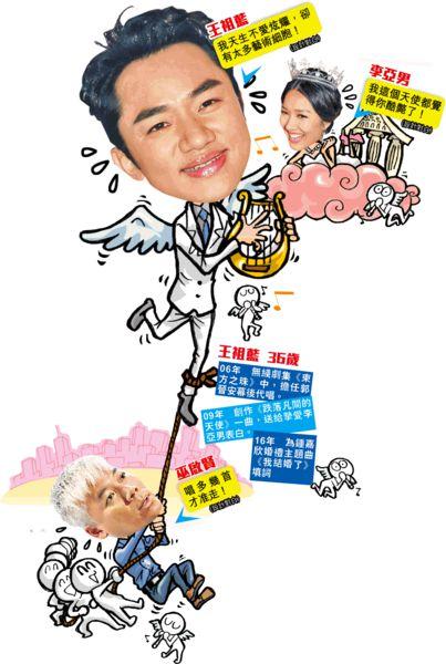 王祖藍震懾《跨界歌王》 樂迷唔畀走