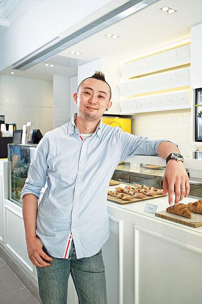 名師蛋糕店送ChocoTart