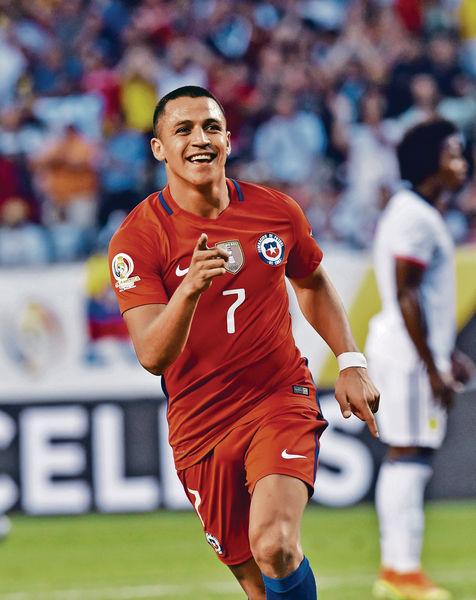 智利阿根廷爭冠 美洲杯演翻版決賽