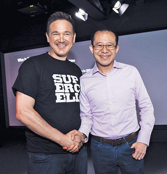 騰訊$670億 購大熱手遊「部落衝突」開發商