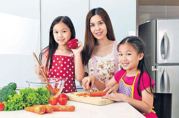 2至12歲均衡飲食 攝取營養奠根基
