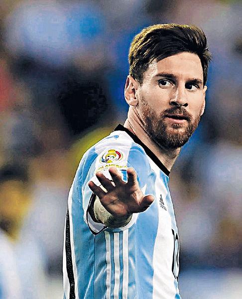 阿根廷誓闖決賽