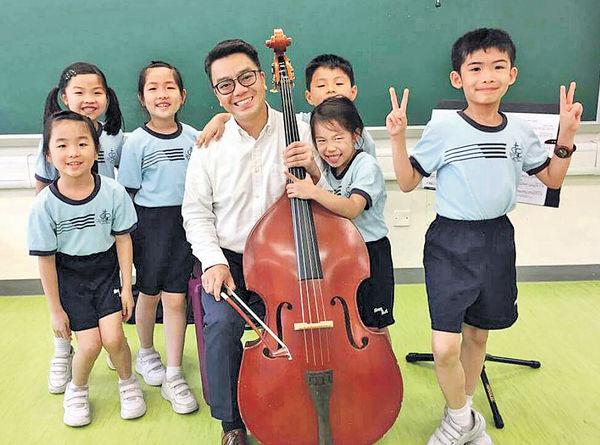 3歲半學大提琴 訓練自律享成功