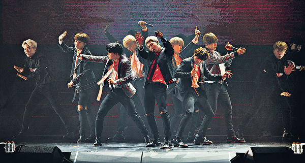 BTS訪澳門 騷肌曬廣東話炮製驚喜