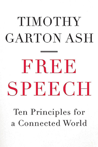 《Free Speech︰Ten Principles for a Connected World》