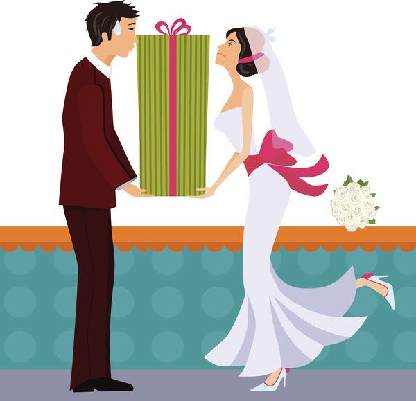 結婚收14吋擺設 新人:放床底都無位