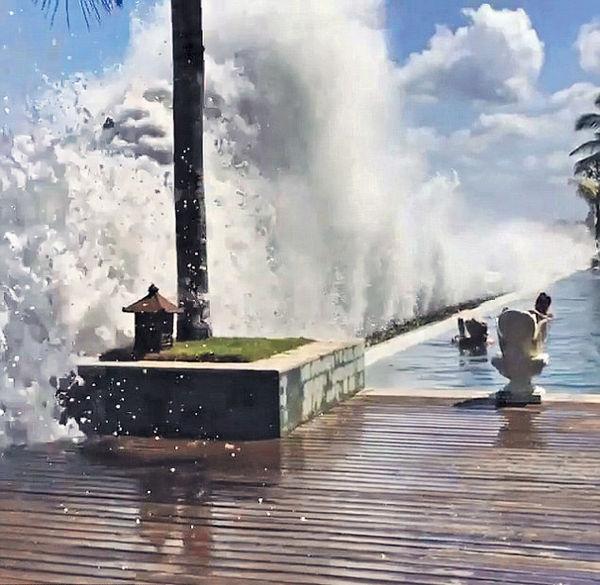 遭大浪捲走 70歲港男魂斷峇里