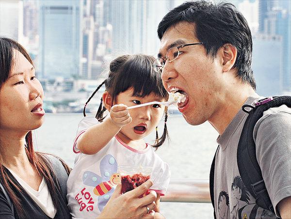 兩成港爸 每天親子時間不足5分鐘