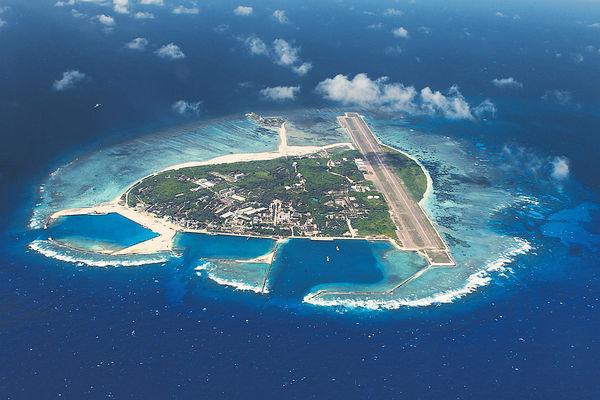 南海永興島民航 預計8月開通