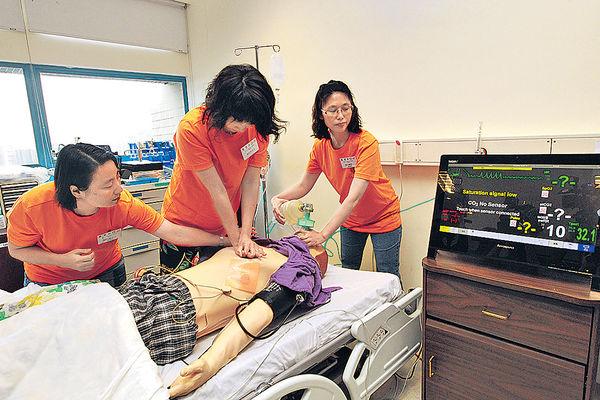 醫護缺人 中大盼增資源加學位