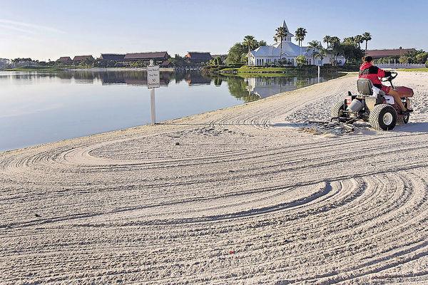 佛州迪士尼沙灘嬉水 2歲仔遭兇鱷叼走