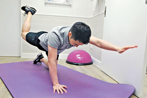 無指導亂健身 腰椎間盤突出增3倍
