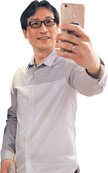《晴報》星級派報員 莊偉忠聽日同大家Selfie