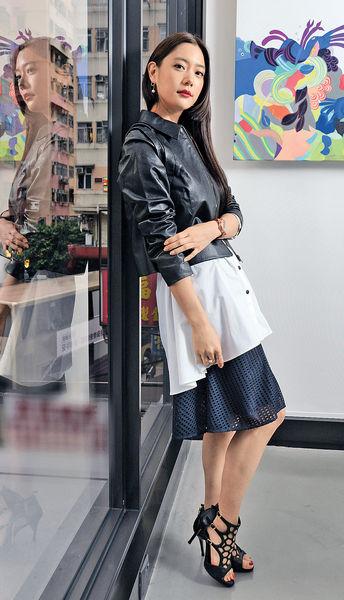 「全球第二美」 Clara Lee我的演員夢