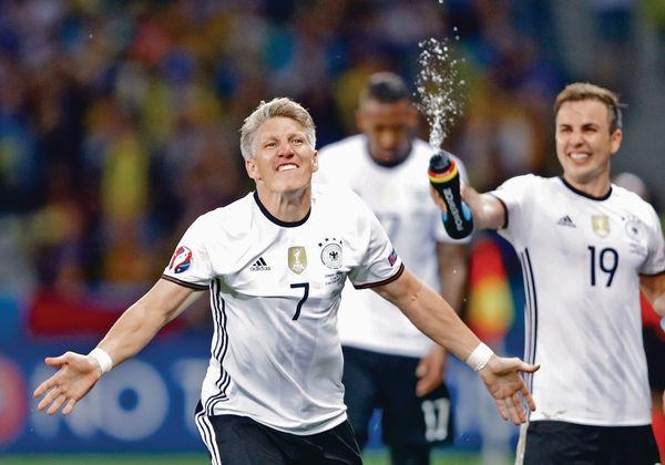 德國欠霸氣 「小豬」洗頹風