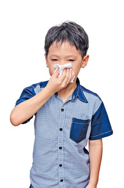 頻用清潔劑 增兒童鼻炎發病