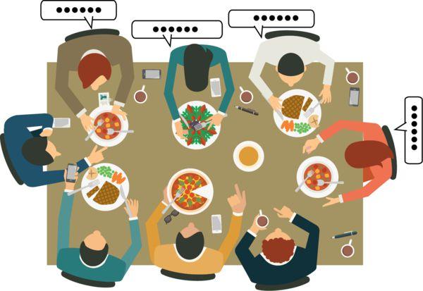 強制同事齊食飯 員工:如小學生