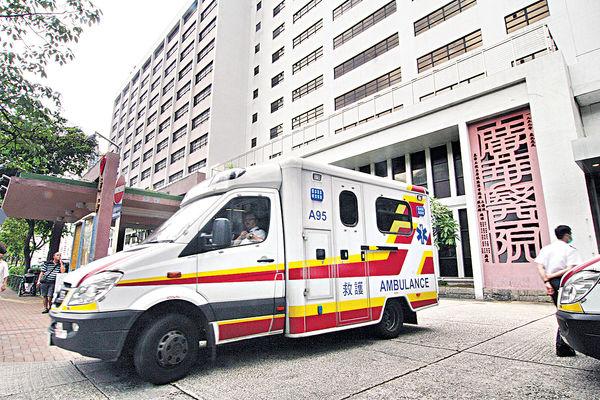 廣華病人被拒出院 涉揮刀傷女護士
