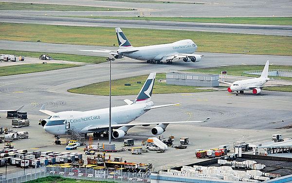 機場職業博覽今開鑼 逾3000空缺