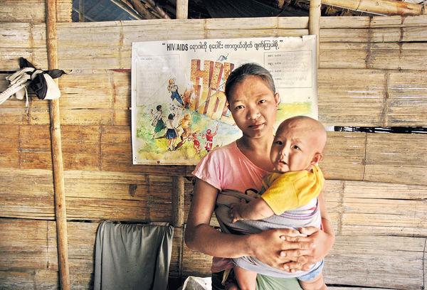 泰杜絕母嬰傳播愛滋 亞洲首國