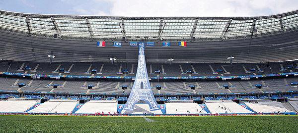 罷工恐襲陰霾 歐國杯今揭幕