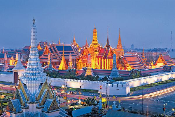 一年遊泰國10次 送五星級住宿