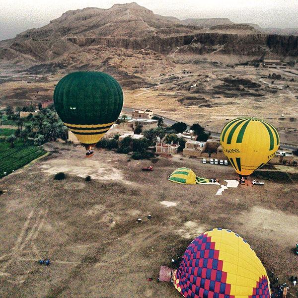 埃熱氣球事故 9港人裁定死於意外