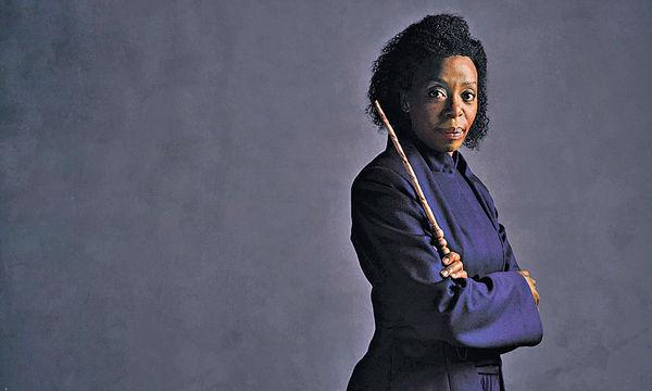 《哈利波特》舞台劇 羅琳撑黑人妙麗