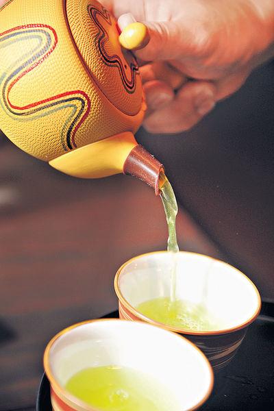 綠茶助改善智障者認知力