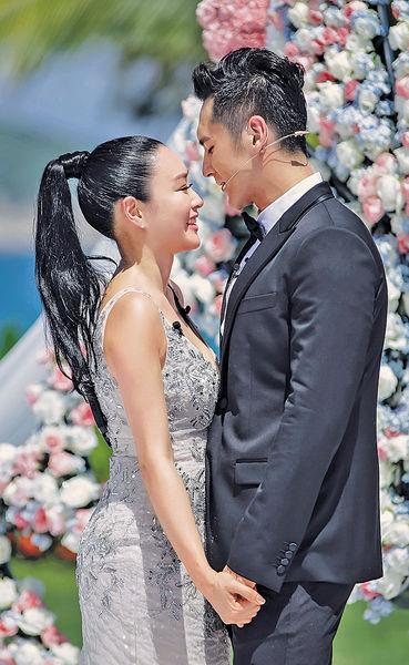 第三度結婚 鍾麗緹答應嫁張倫碩