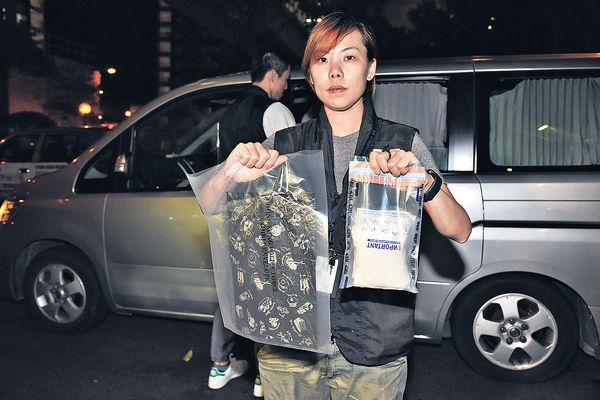 警打擊販毒 6小時拘4青年