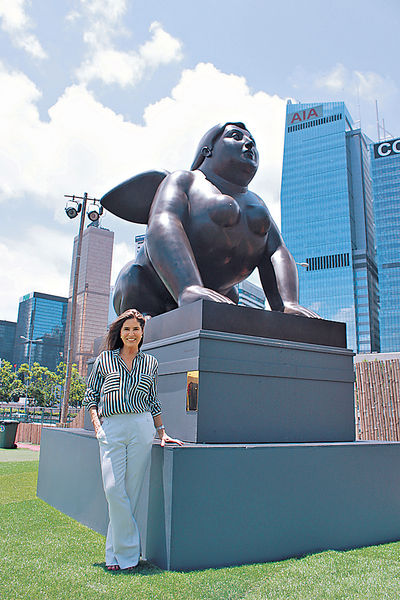 「肥美」雕塑駕臨中環 9件大師傑作免費展出