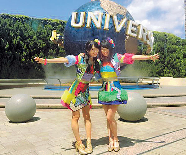 AKB48揚言要改名USJ48