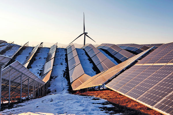 推新能源國策 興業龍源獲捧