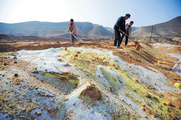 國務院推「土十條」 嚴控耕地污染