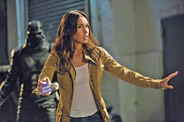 忍者龜打救 Megan Fox翻生續作