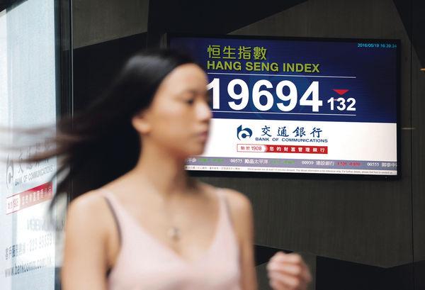 美6月加息升溫 港股反覆偏軟