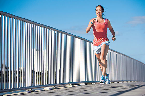 每周運動2.5小時助防癌