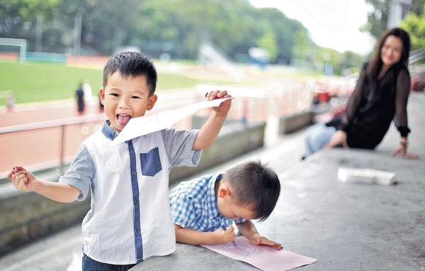 兒童建築遊戲 開創探索潛力