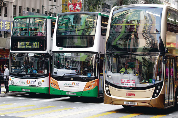 巴士司機屢遇襲 工會批資方懶理