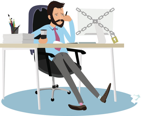 禁用電話電腦 打工仔辭職被罰齋坐