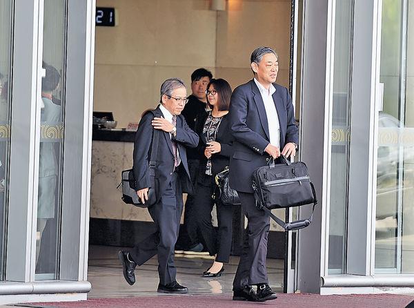 「中國通」橫井裕 履新任日本駐華大使