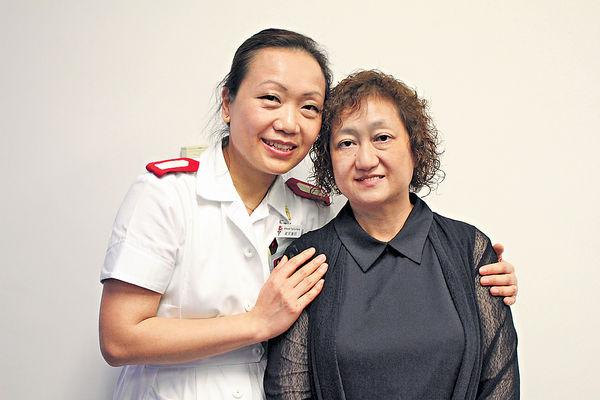 愛心護士 長伴病友助復康