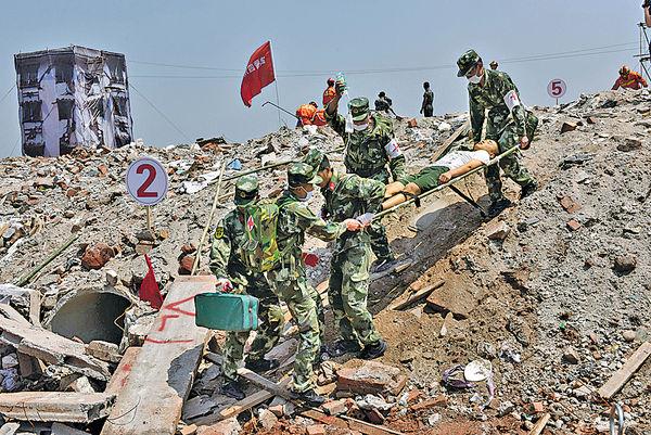 建築抗震標準升級 廣東8縣建築不抗震